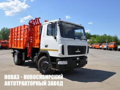 МК-3551-03 НА ШАССИ МАЗ-5340С2-585-013 МУСОРОВОЗ (КАРКАС)