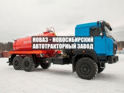 МВ-10 КО УРАЛ 4320-4971-80 СП.М.