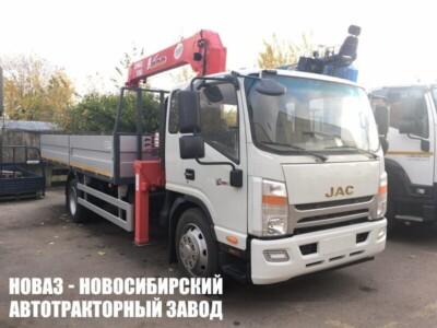 JAC N120 КМУ КМУ Uniс 554