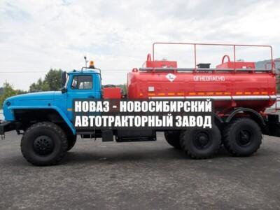 АТЗ-11-2Б УРАЛ 4320-1951-60