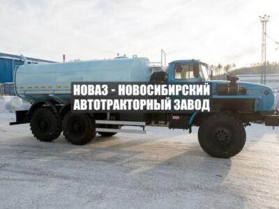 АЦПТ-10НО УРАЛ 4320-1951-60 НАСОС, ОБОГРЕВ