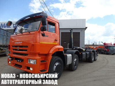 Мультилифт Palfinger PH26Pi на базе КАМАЗ 65201-53