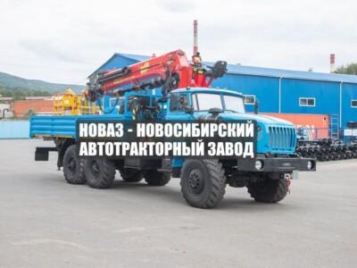 БОРТОВОЙ С КМУ ИТ-200 (ТРОСОВЫЙ, ЛЮЛЬКА) УРАЛ 4320-1951-60
