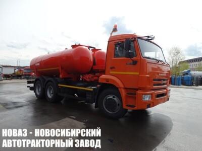 Вакуумная машина КО-505А на шасси КАМАЗ 65115 (ЕВРО 5) новый