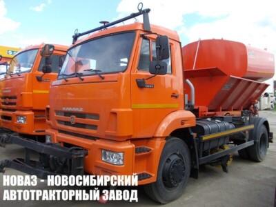 Комбинированная дорожная машина КО-829А1 на базе КАМАЗ 43253