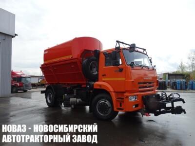Комбинированная дорожная машина КО-829Д1 на шасси КАМАЗ 53605 (ЕВРО 5) новый