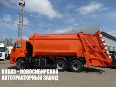 Мусоровоз с задней загрузкой МК-4544-08 на шасси КАМАЗ 65115