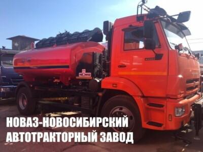 Комбинированная дорожная машина КО-806-01 на базе КАМАЗ 43253