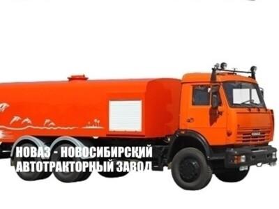 Каналопромывочная машина КО-514 на шасси КАМАЗ 43253