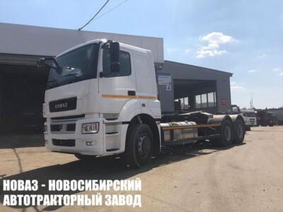 Мультилифт Palfinger PH20Pi на шасси КАМАЗ 65207 (ЕВРО 5) новый