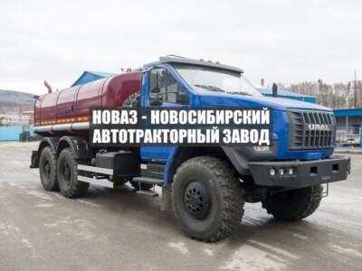 АЦПТ-10НО УРАЛ NEXT 4320-6951-74 НАСОС, ОБОГРЕВ