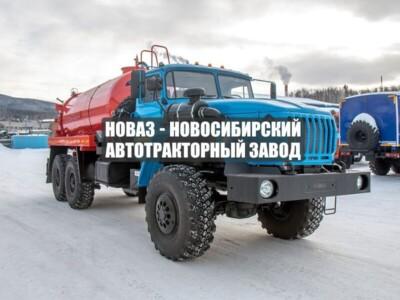 МВ-10-ОД КО УРАЛ 4320-1951-60