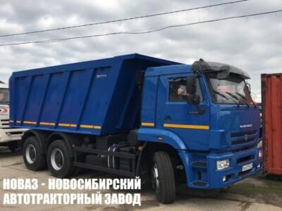 Самосвал КАМАЗ 6520-6041-53 (ЕВРО 5) новый