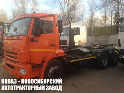 Мультилифт Palfinger PH T15Pi на базе шасси КАМАЗ 65115 (ЕВРО 5) новый