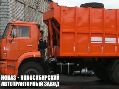 Мусоровоз с задней загрузкой МК-4541-06 на шасси КАМАЗ 53605