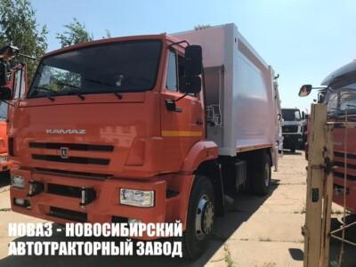 Мусоровоз с задней загрузкой МК-4546-06 на шасси КАМАЗ 53605