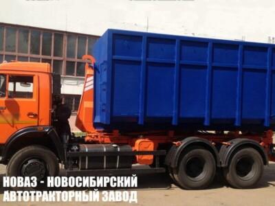 Мультилифт МК-4561-08 на шасси КАМАЗ 65115 (ЕВРО 5) новый