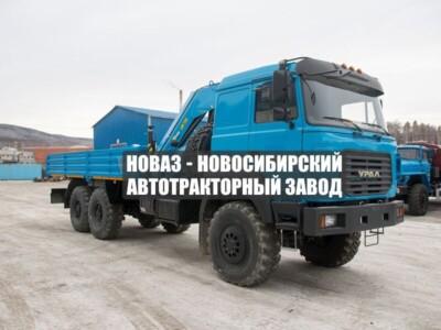 БОРТОВОЙ С КМУ ИМ-150 УРАЛ 4320-4971-80 СП.М