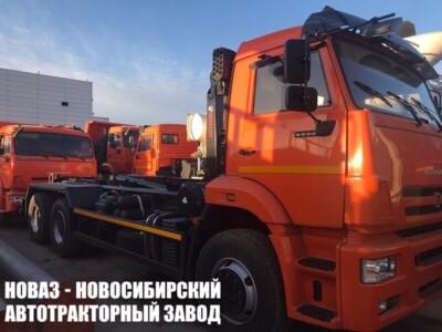 Мультилифт HIAB Optima 20S59 на базе КАМАЗ 6520