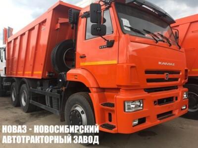 Самосвал КАМАЗ 6520-26012-53 (ЕВРО 5) новый