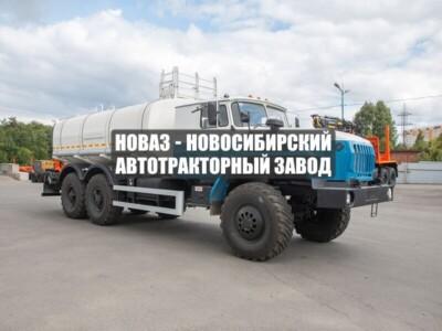 АЦПТ-10НО УРАЛ 4320-1951-60 НАСОС, ОБОГРЕВ, СП.М