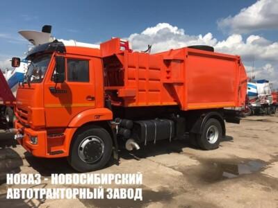 Мусоровоз с боковой загрузкой МК-4552-02 на шасси КАМАЗ 43253 (ЕВРО 5) новый