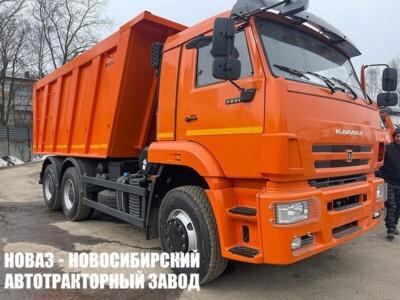 Самосвал КАМАЗ 6520-3026041-53 (ЕВРО 5) новый