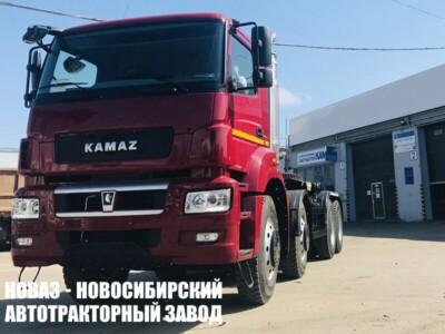 Мультилифт Palfinger PH26Pi на шасси КАМАЗ 65801-68 (ЕВРО 5) новый