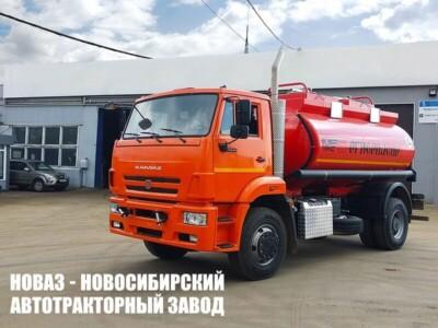 Автотопливозаправщик ФоксТанк 10 (10500 л) на шасси КАМАЗ 53605 (ЕВРО 5) новый