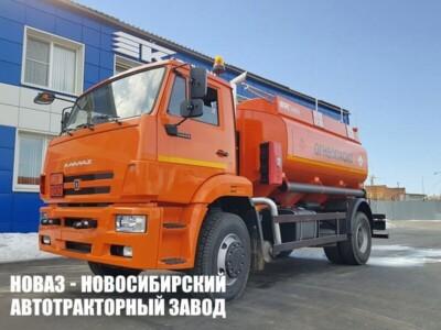 Автотопливозаправщик ПК Автомаш АТЗ-10,5 (10500 л) на шасси КАМАЗ 53605 (ЕВРО 5) новый
