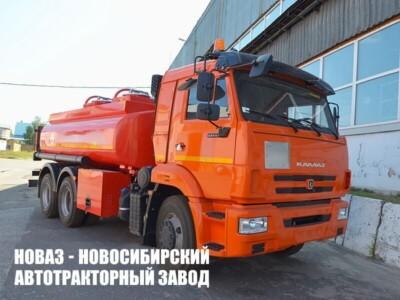 Автотопливозаправщик ГРАЗ 56142-0000010-50 11000 л на шасси КАМАЗ 65115 (ЕВРО 5) новый