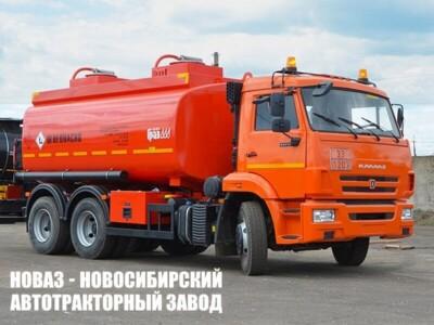 Автотопливозаправщик ГРАЗ 56216-0000010-50 17000 л на шасси КАМАЗ 65115 (ЕВРО 5) новый