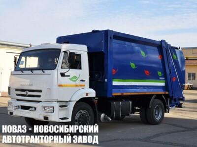 Мусоровоз с задней загрузкой МК-4543-02 на шасси КАМАЗ 43253 (ЕВРО 5) новый