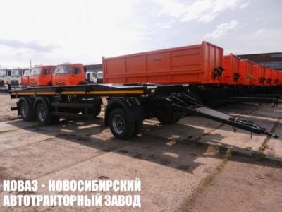 Прицеп-платформа под мультилифт АМКАР 8564-11 (Автомастер) новый