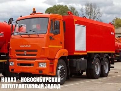 Комбинированная машина КО-560 на шасси КАМАЗ 65115