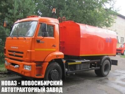Каналопромывочная машина КО-564-20 на шасси КАМАЗ 43253