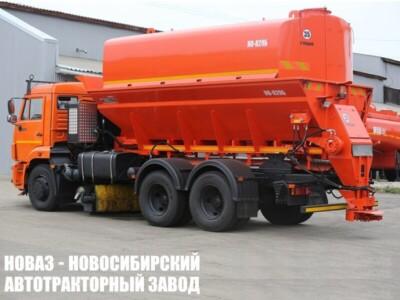 Комбинированная дорожная машина КО-829Б на шасси КАМАЗ 65115 (ЕВРО 5) новый