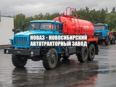 МВ-10 КО УРАЛ 4320-1951-60