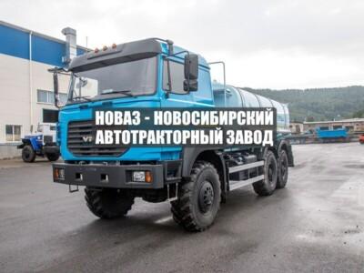 АЦПТ-10НО УРАЛ 5557-4551-80 НАСОС, ОБОГРЕВ, СП. М.