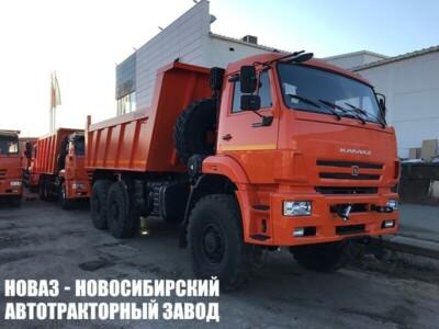 Самосвал КАМАЗ 65222-6010-53 (ЕВРО 5) новый