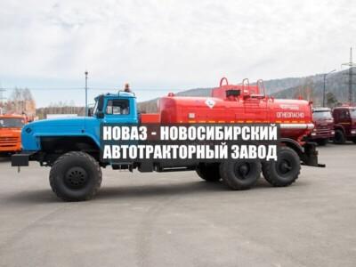 АТЗ-11Б УРАЛ 4320-1951-60