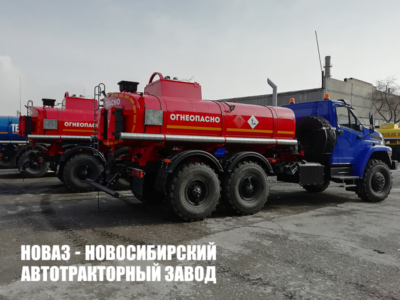 АТЗ-12Б УРАЛ NEXT 4320-6951-72 6х6, 273 л.с., 12 м3, боковой УВТ