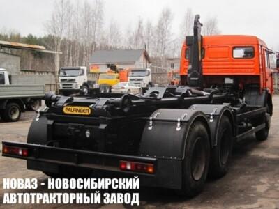 Мультилифт ST20_L6010 Palfinger на КАМАЗ-6520-3072-43