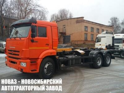 Мультилифт Palfinger ST15 (аналог МПР-2) на шасси КАМАЗ 65115 (ЕВРО 5) новый
