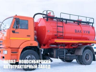 МВ-12 НА ШАССИ КАМАЗ-53605 ВАКУУМНАЯ (МОДЕЛЬ 4680D3-40)