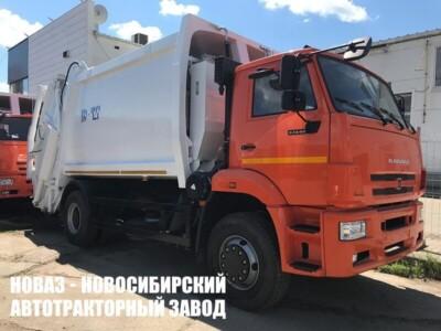 Мусоровоз с задней загрузкой КО-427-72 на шасси КАМАЗ 53605 (ЕВРО 5) новый
