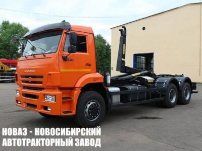 Мультилифт Palfinger PH T20Pi на базе КАМАЗ 6520-53
