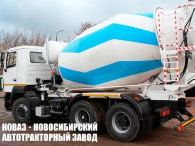 Автобетоносмеситель АБС-9 ДА