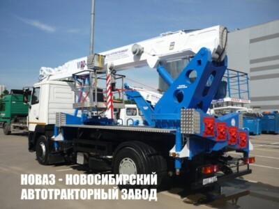 ВИПО-32 на шасси МАЗ 5340В3