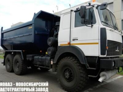 Самосвал Автомастер 658931-03Е (16м3)